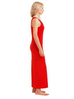 Madison Maxi Dress - Red