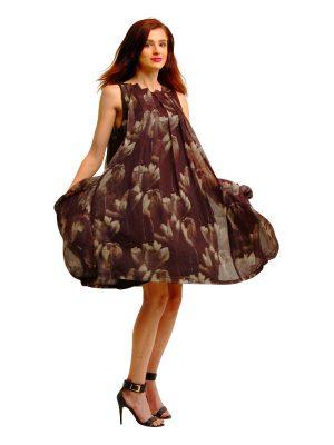 Pocket Dress - Black Lily