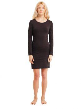 Madison Long Sleeve Dress 220GSM - Khaki