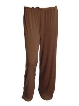 Rosie Khaki Net Pant Full Length
