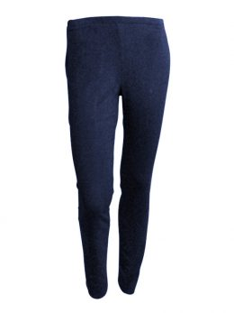 Madison Navy Straight Leg Pants