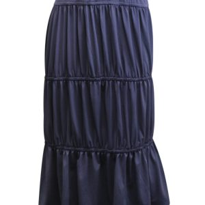 Kimberley Skirt - Tiered Ink Skirt