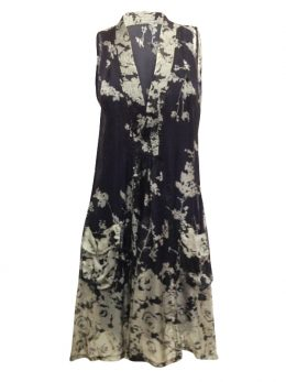 Poppy Silhouette - sleeveless dress