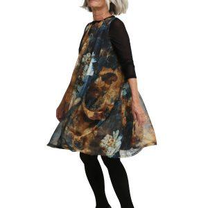 Pocket Dress - Teal Magnolia