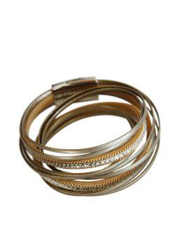 Diamente Gold Bracelet