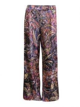 Lucinda Velvet Pants - Constellation