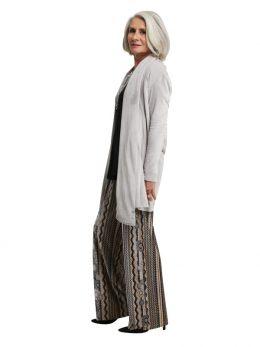 Lucinda Velvet Pants - Crochet Velvet