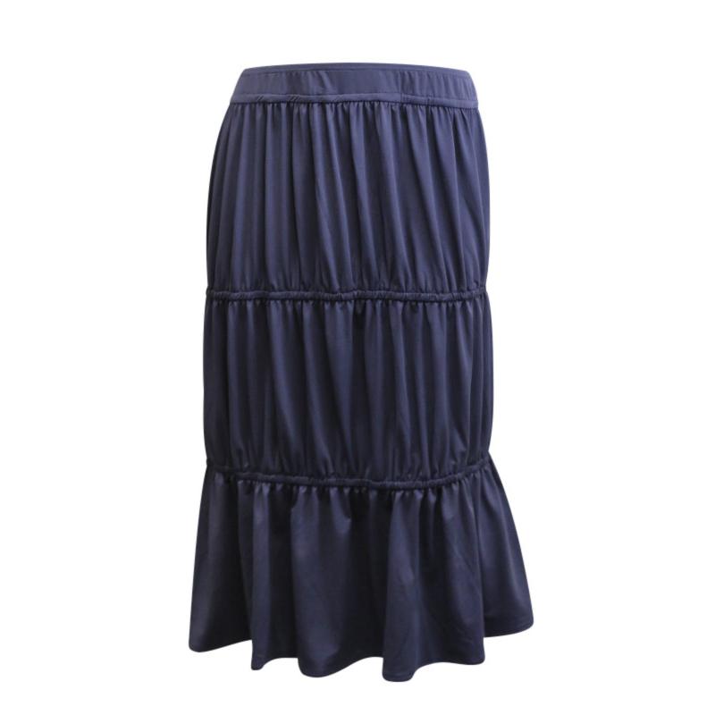 Kimberley Skirt - Tiered Ink Skirt