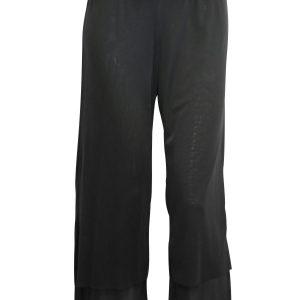 Rosie Net 3/4 Length Pant – Granite