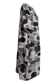 Candice Dress - Ink Spot
