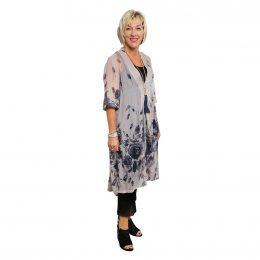 Mary 3/4 sleeve dress - Mono Buds