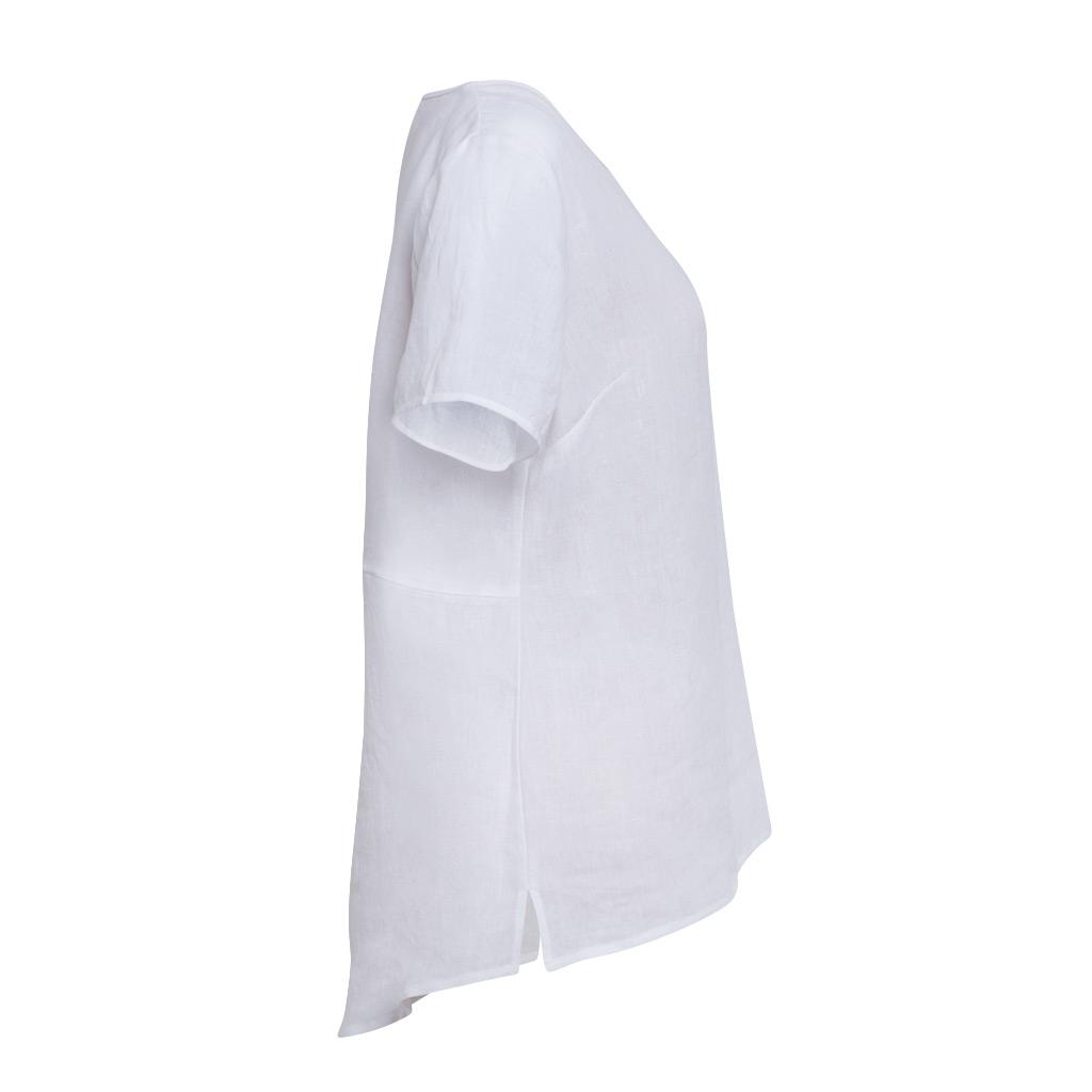 White Tshirt S