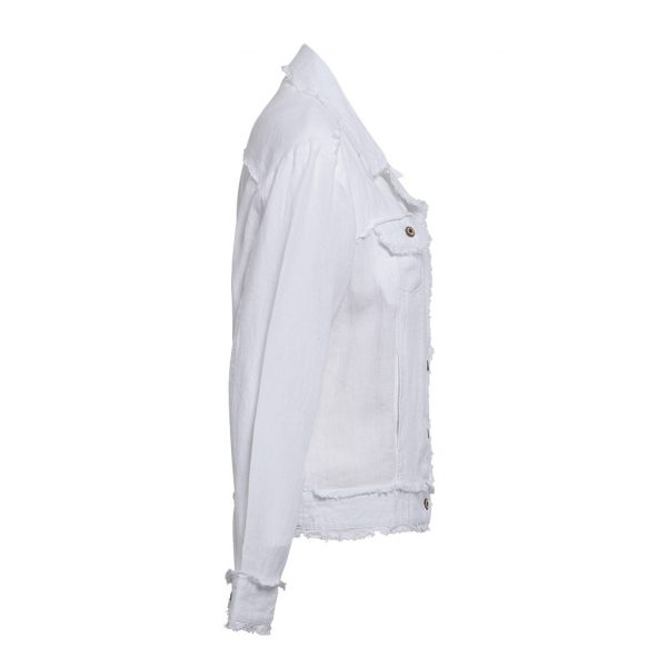 White Jackets S
