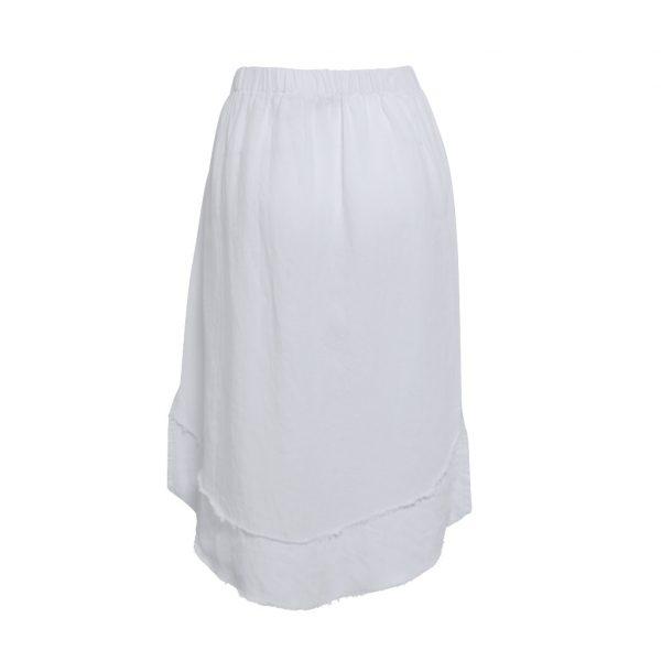 White Skirt B