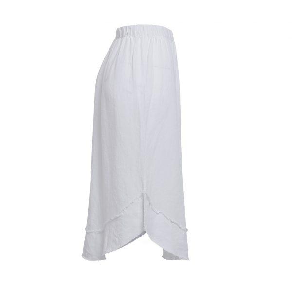 White Skirt S
