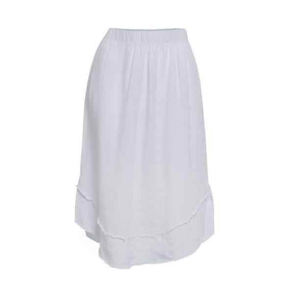 White Skirt F