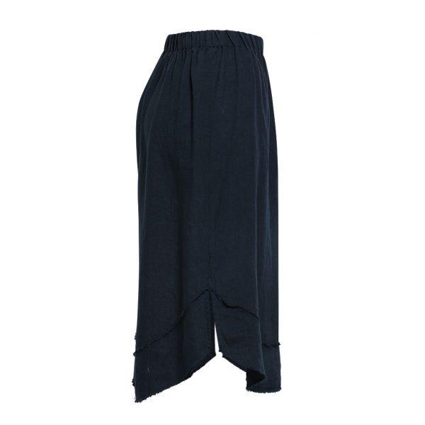 Lienn Skirt Ink Side View