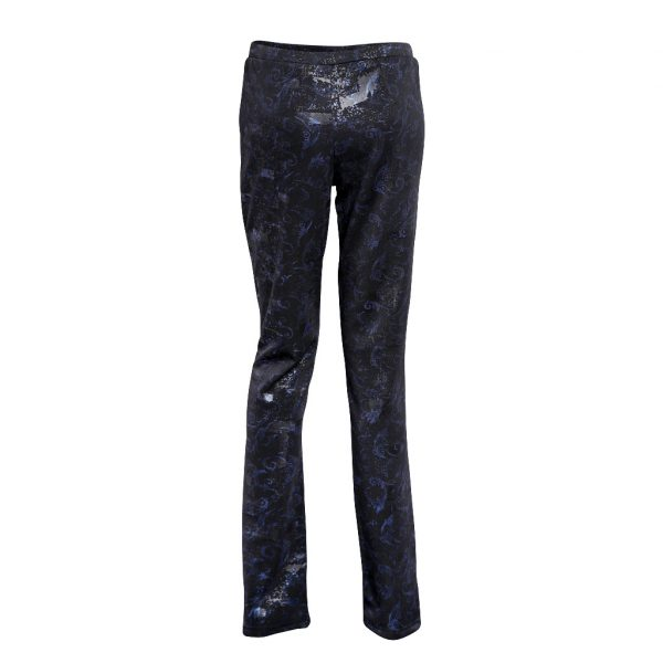 Black Navy – Straight Leg – Back