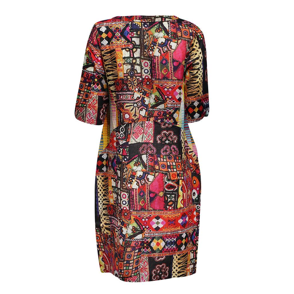 Lexi Linen Dress Holi Moli B
