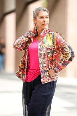 Linen Jacket - Holi Moli